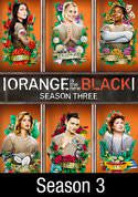 Orange is the New Black: Season 3 (HD/UV)
