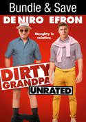 Dirty Grandpa: Rated/Unrated Bundle (SD/UV)