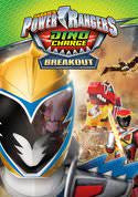 Power Rangers Dino Charge: Breakout (SD/UV)