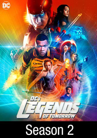DCs Legends of Tomorrow: Season 2 (HD)