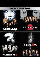 Scream 1-4 Movie Collection HD Instawatch Redeem