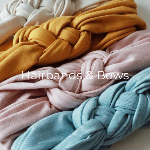 Hairbands & Bows