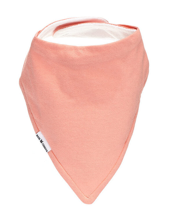 Bandana bibs - solid colours