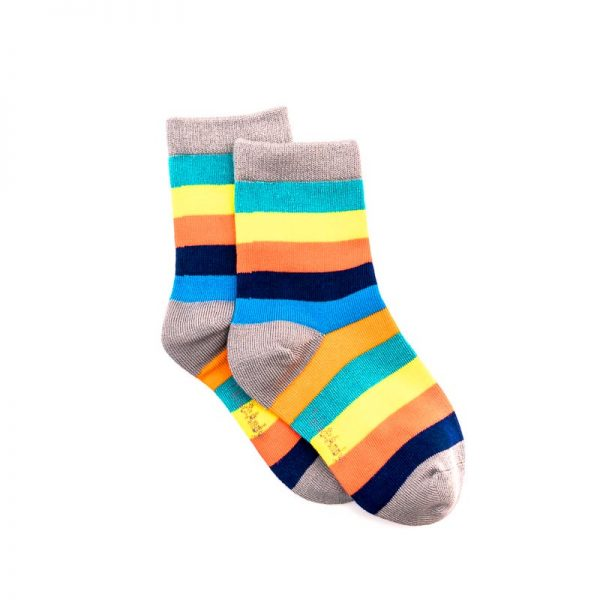 Bamboo Socks - Rainbow