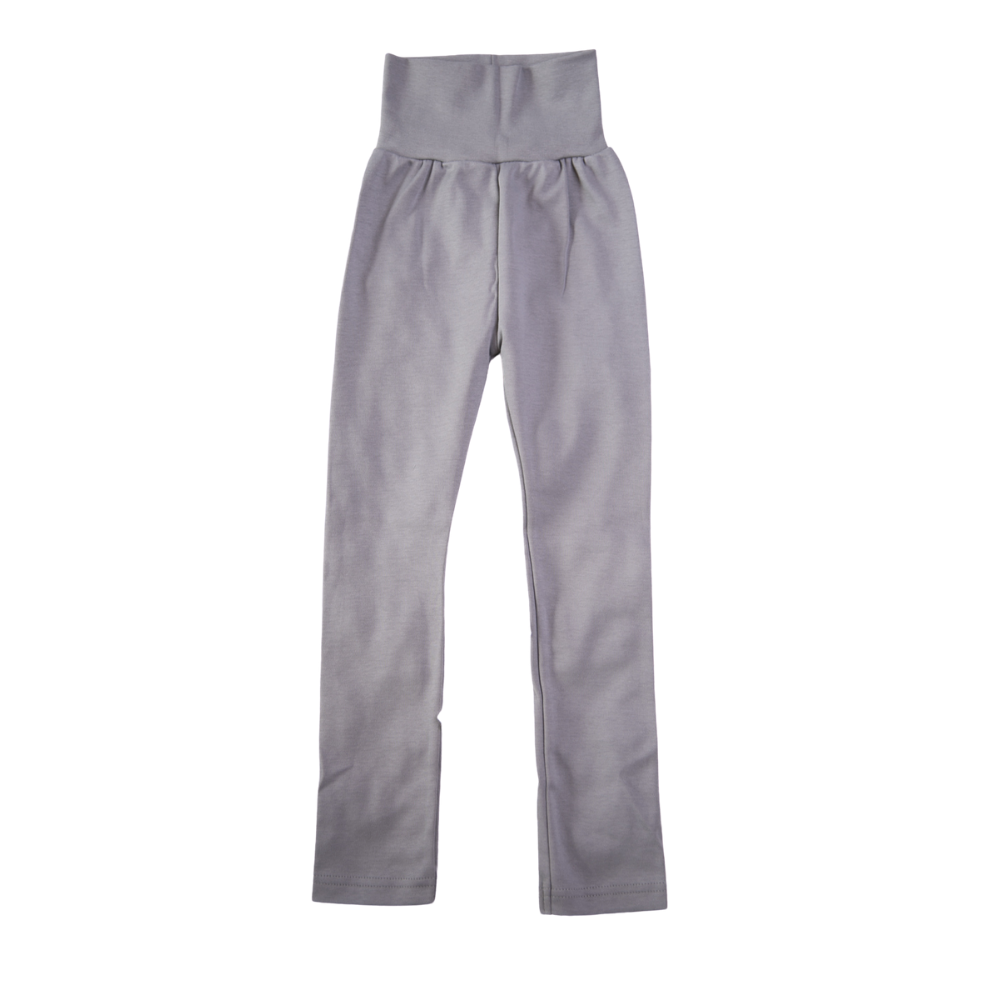 Organic cotton leggings - grey
