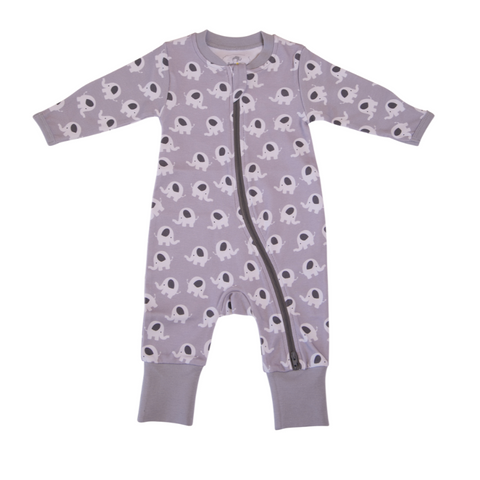 Ellie organic cotton babygro