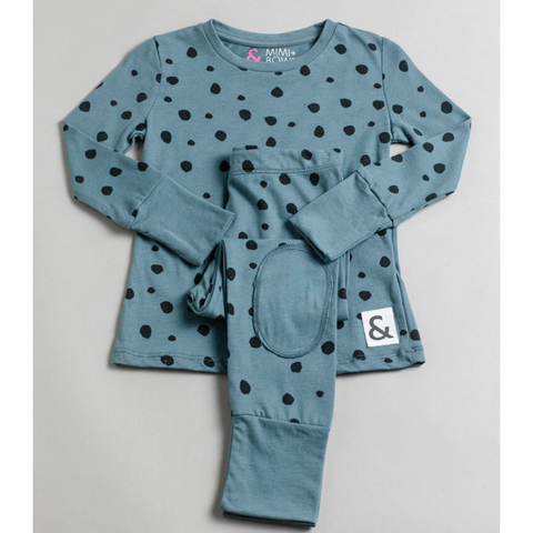 Pyjama/Lounge set - Blue