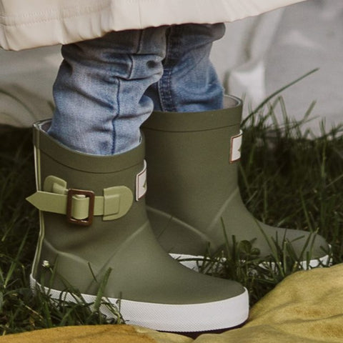 Wellington Boot - Green (limited sizes available)