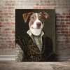 The Viscountess - Custom Pet Canvas