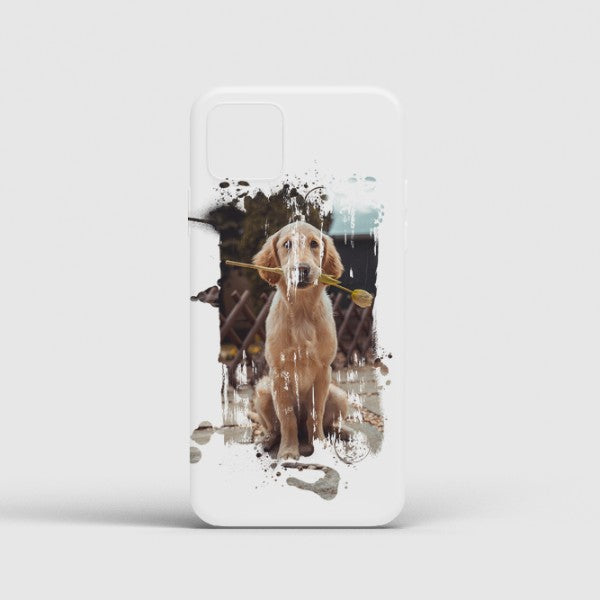 Customized Phone Cover For Pet Lovers