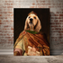 The Sultan - Custom Pet Canvas
