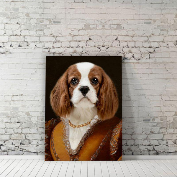 The Sweetheart- Custom Pet Canvas - The Zulu Pet Co