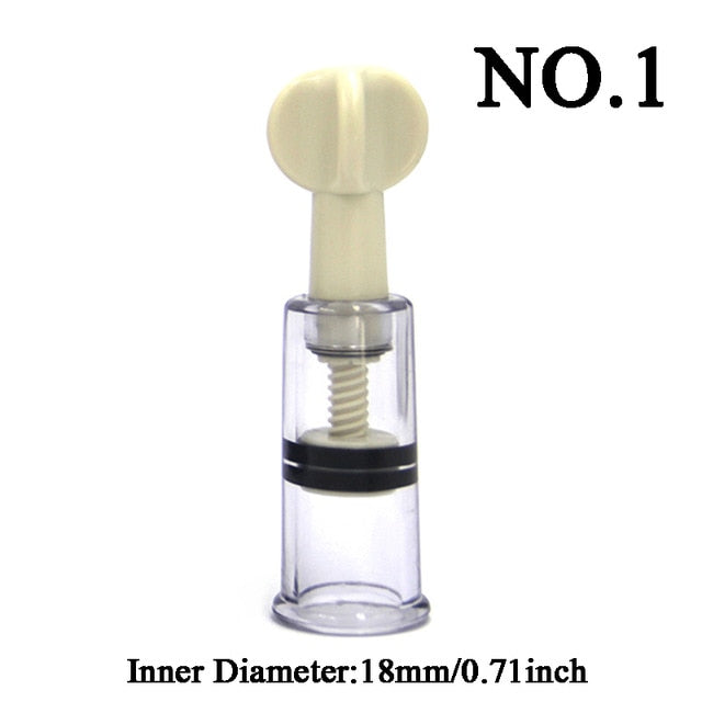 Nipple Sucker / Clitoris Enlarger