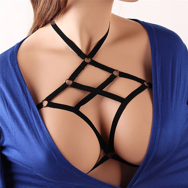 Bondage Sexy Breast Harness