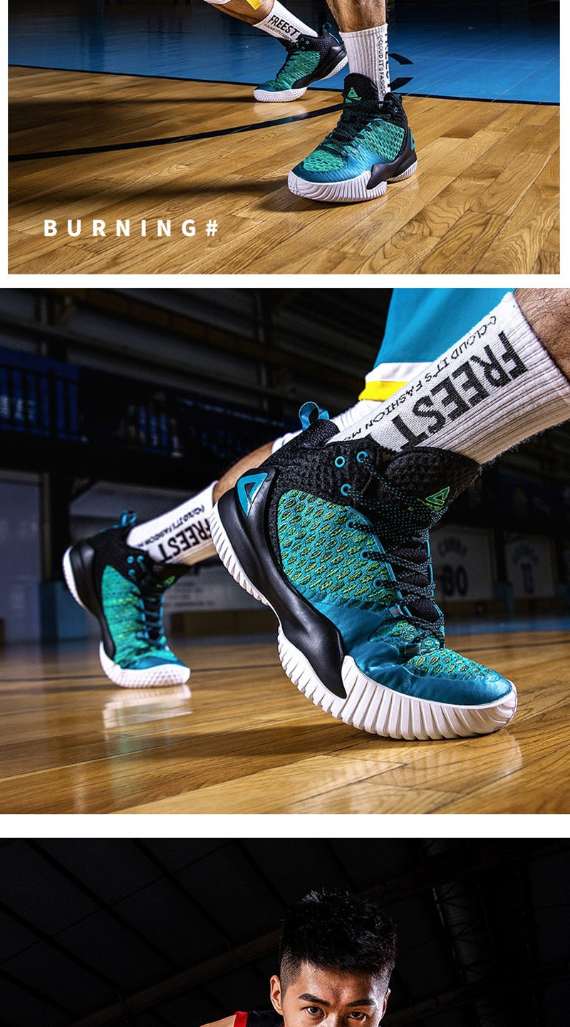 Men's Non-Slip Basketball Shoes