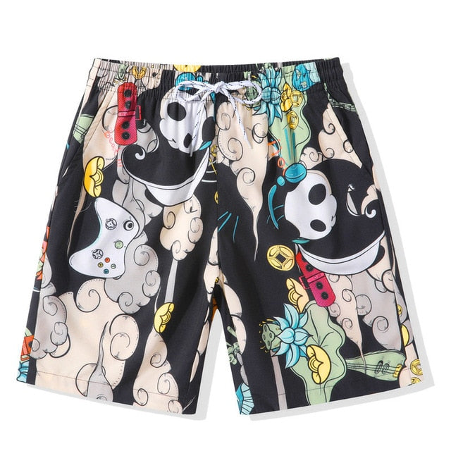 Men's Asian Life Board Shorts
