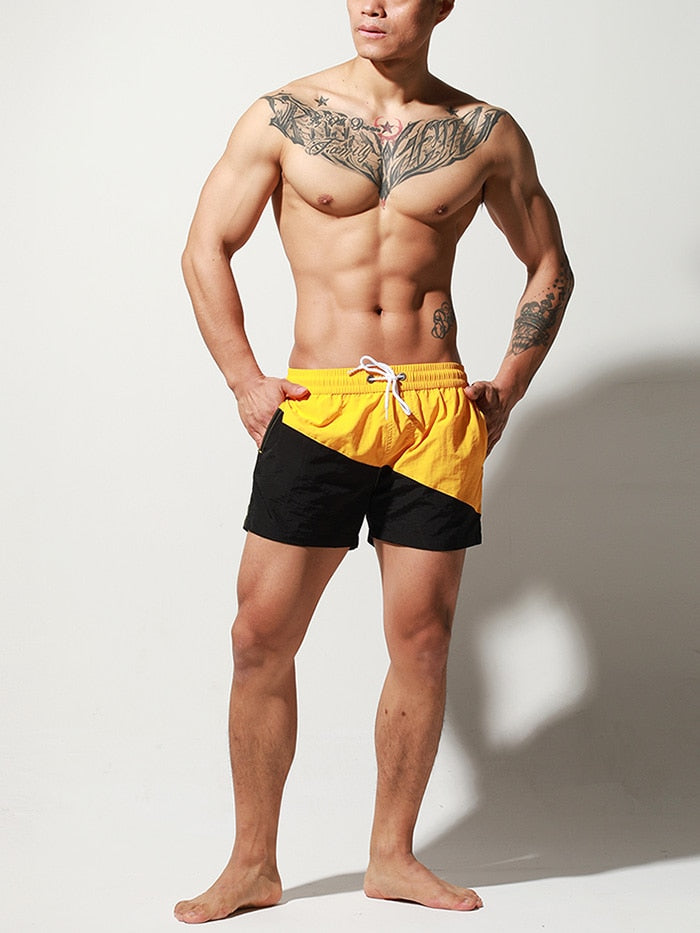 Men's Short Board Shorts