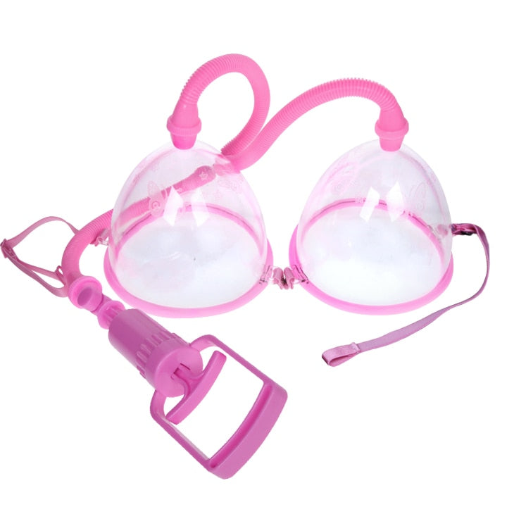Manual Breast Enlargement Suction Cups