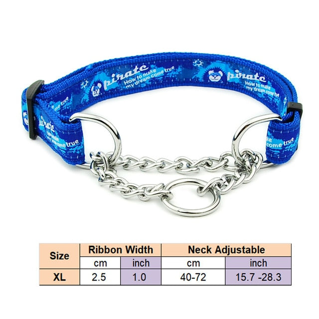 Adjustable Welded Link Chain for Large Dogs