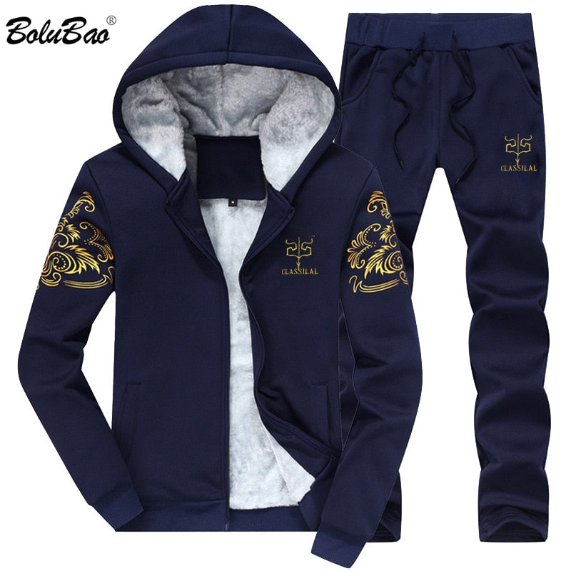 Men's Fashion Jacket + Pants - Average1