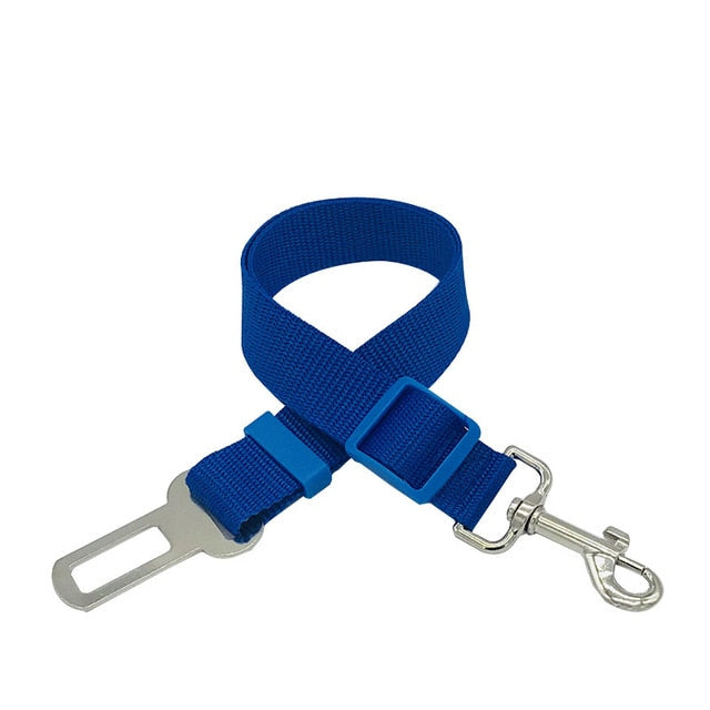 Adjustable and Durable Seat Belt Leash