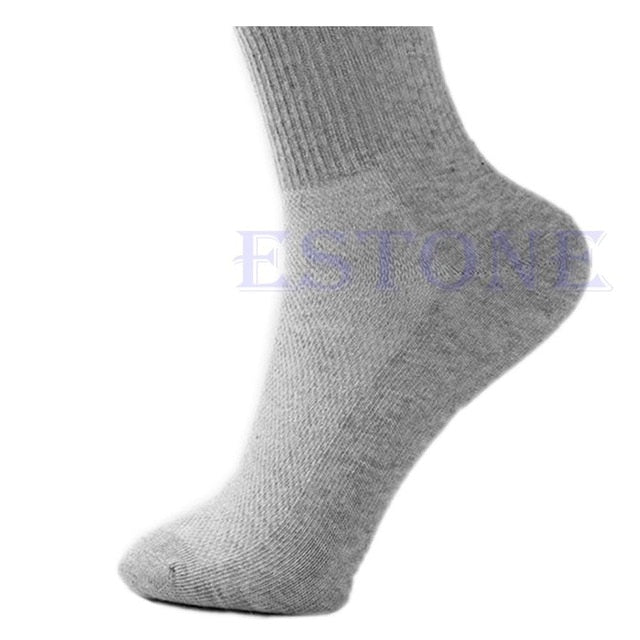 10 Pairs of Cotton Sports Socks