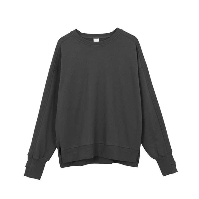 Men's Oversized Pullover Sweatshirt