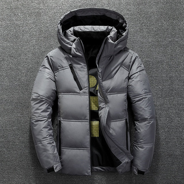 Men's WInter Puffer Down Jacket - Average1
