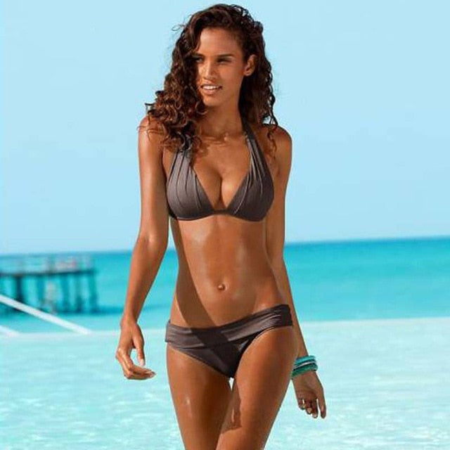 Women's Sexy Two-Piece Swimsuit