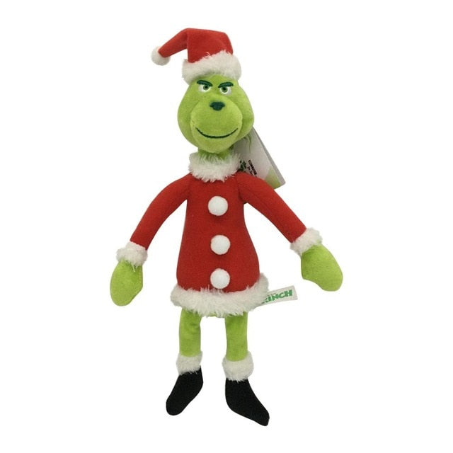 Grinch Stuffed Dolls