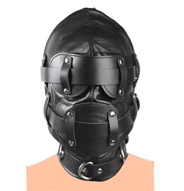 Varied BDSM Masks
