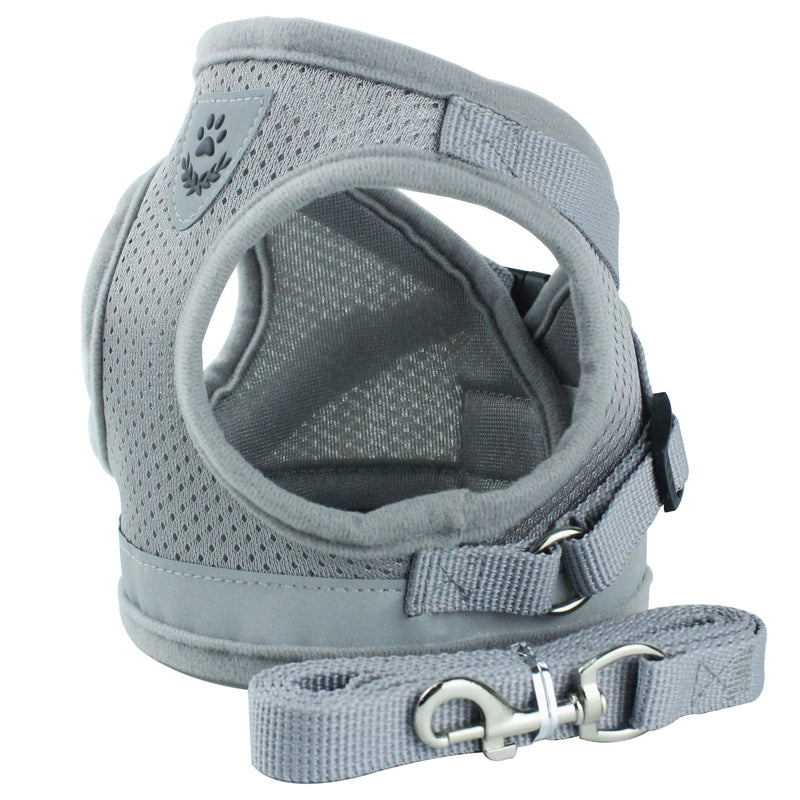 Dog Harness and Leash Set for Small Pets