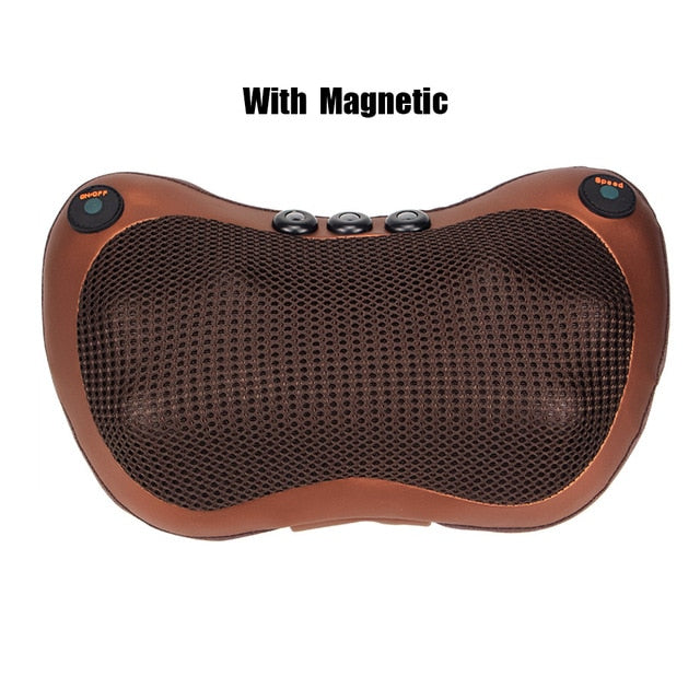 Electric Infrared Heating Massage Pillow