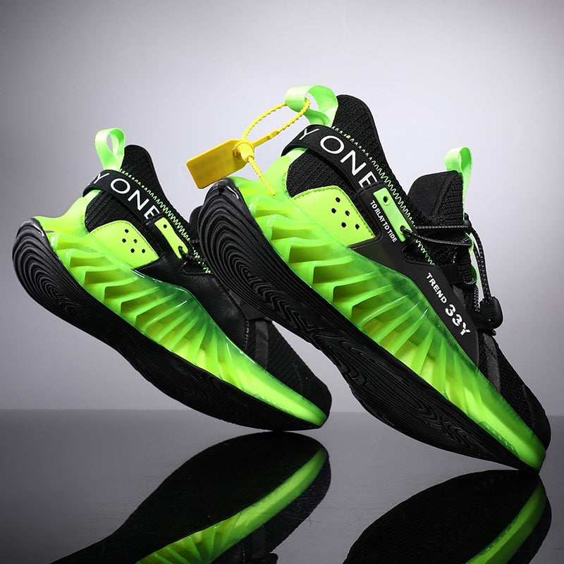 Men's Wild Blade Running Shoes