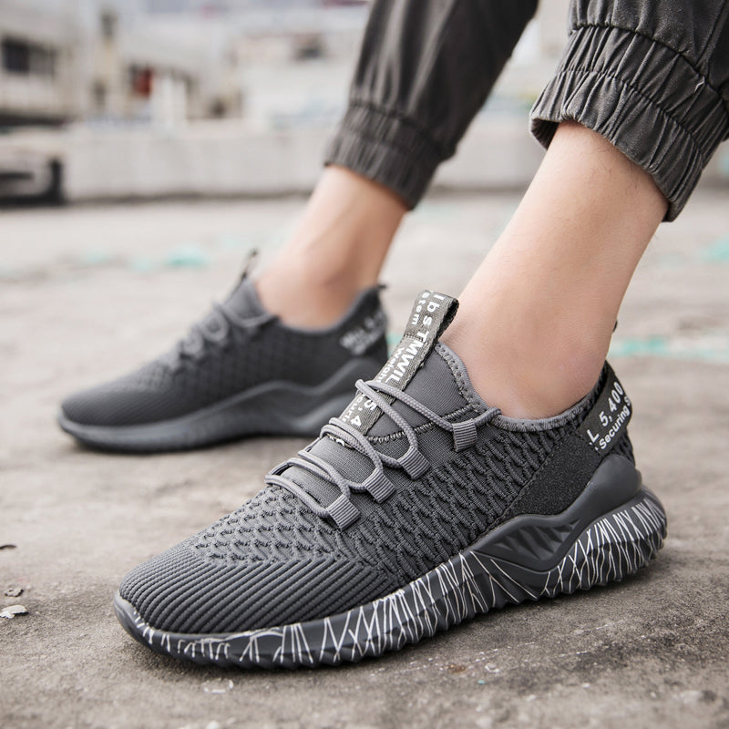 Non-Slip Light and Breathable Fashionable Sneakers