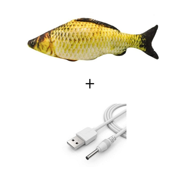 Electronic Toy Fish out of Water Toy