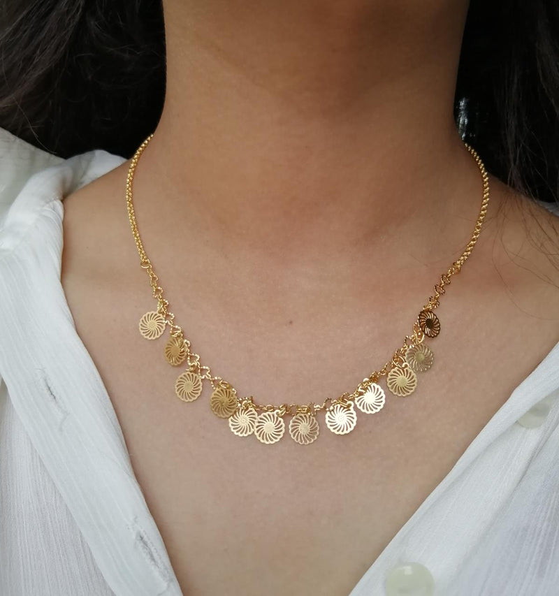 Dailywear Round Necklace