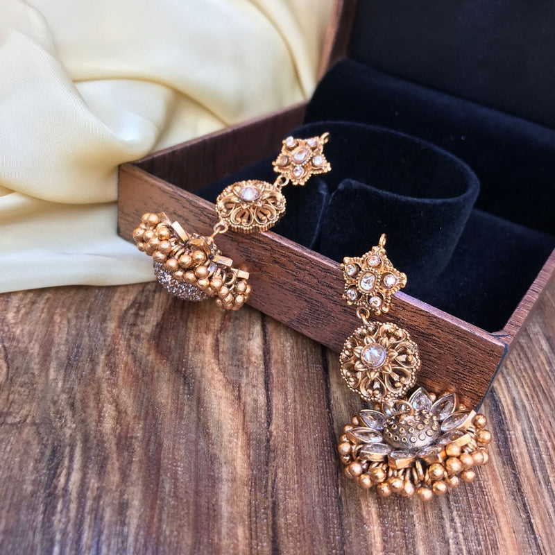 Antique High Quality Earring