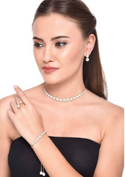 Exclusive American Diamond Combo Jewellery