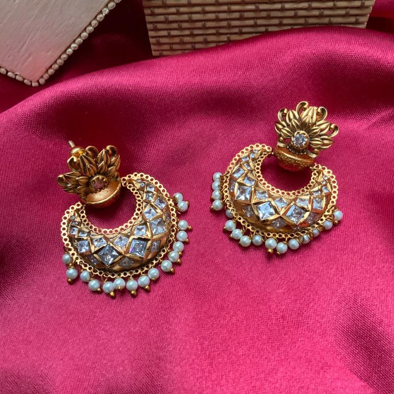 Antique High Quality Pearl Drop Earrings
