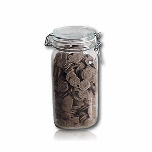 Milk Chocolate Jar