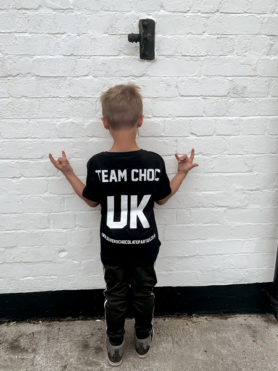 Kids Chocstar T-shirt