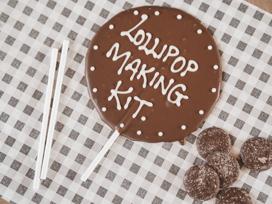 Choc Lollipop Making Kit