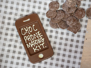 Choc Mobile Phone Making Kit.