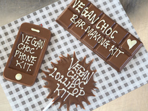 VEGAN Chocolate Making Kits
