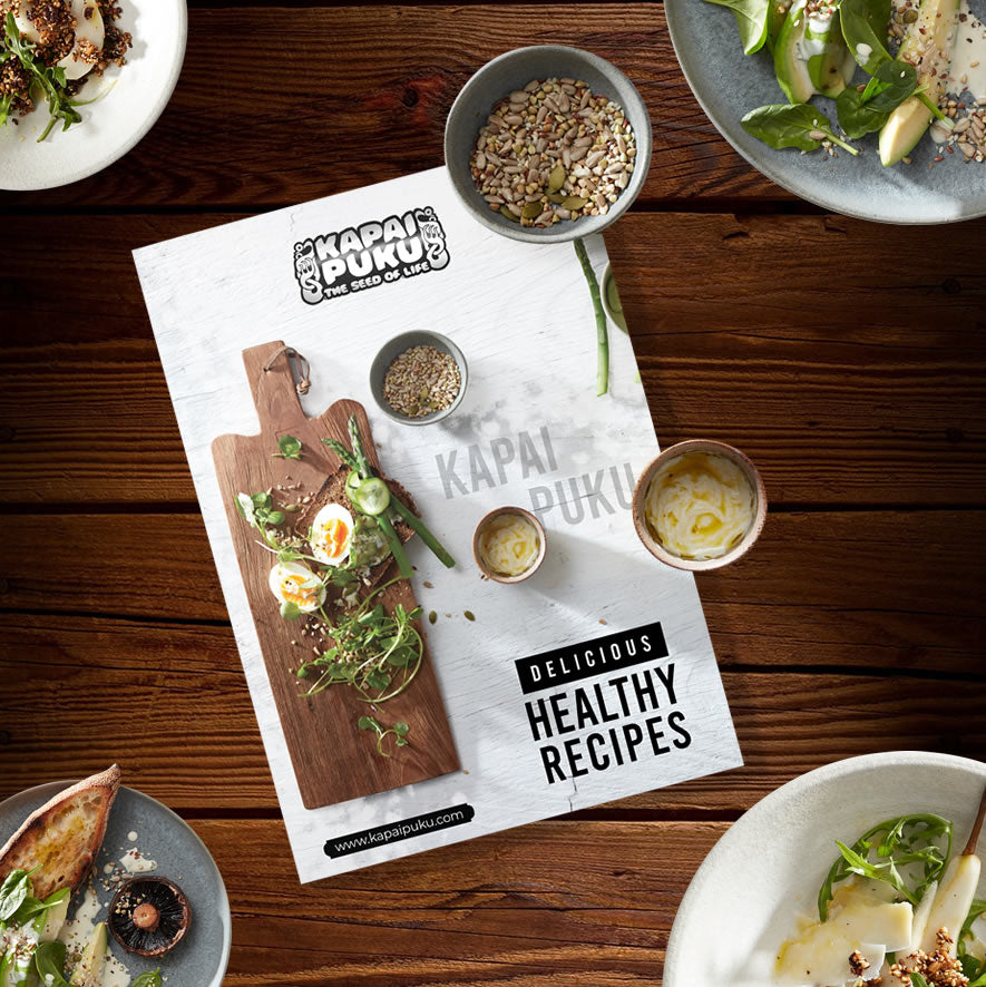 Download our latest recipe ebook