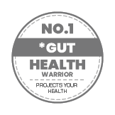 No. 1 gut health warrior