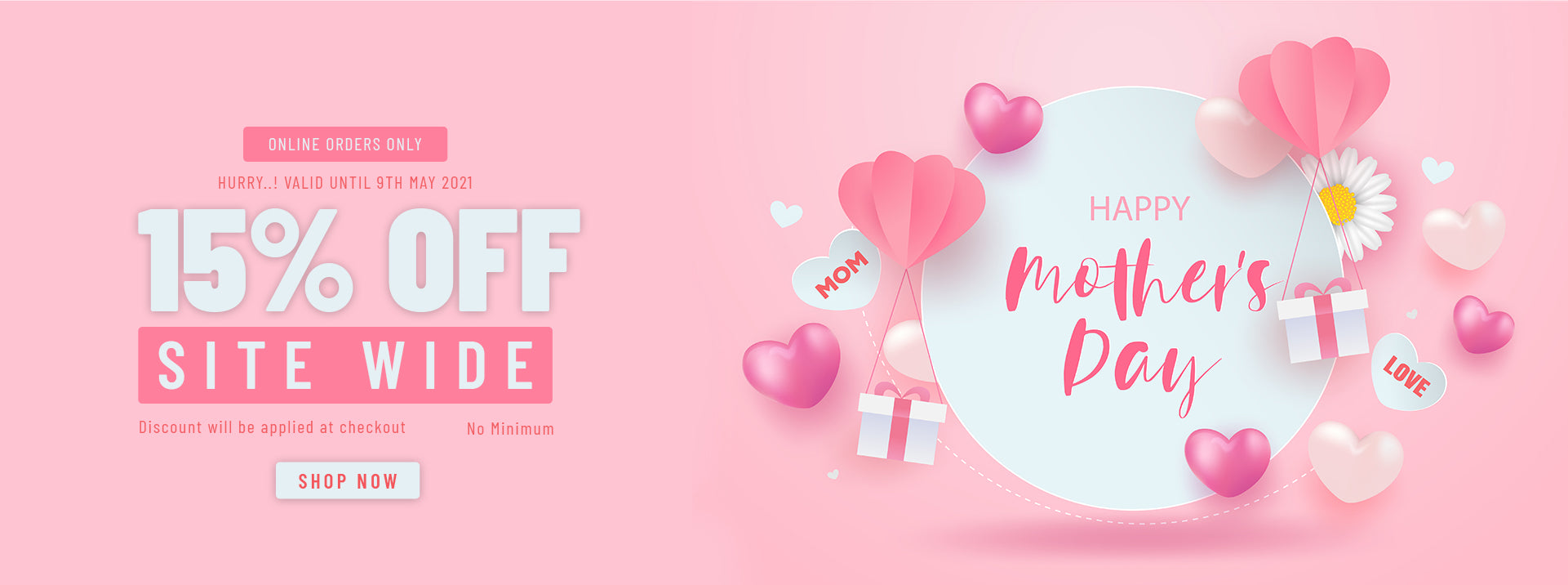 Mother Day - Promotion