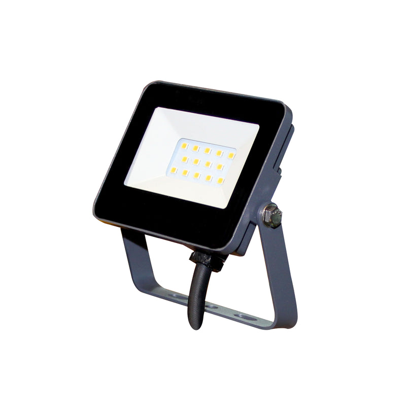 REFLECTOR LED FLOOD DE 10W 1000LM 6000K