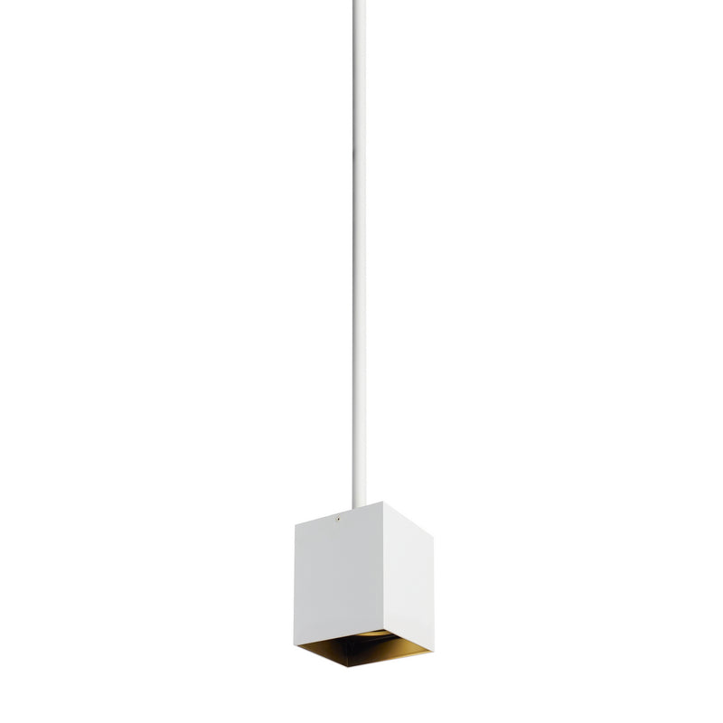 Tech Lighting - 700TDEXOP63620WB-LED935 - LED Pendant - Exo - Black